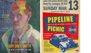 Guy Grey-Smith Exhibition, Cranksters Pipeline Picnic