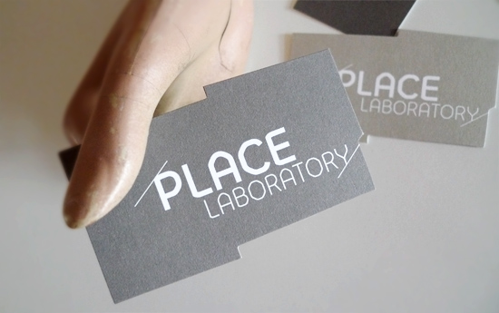 Place Laboratory corporate identity